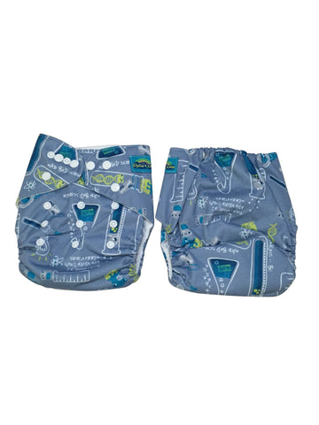 Stella and Chan - Cloth Diaper, Genius Baby