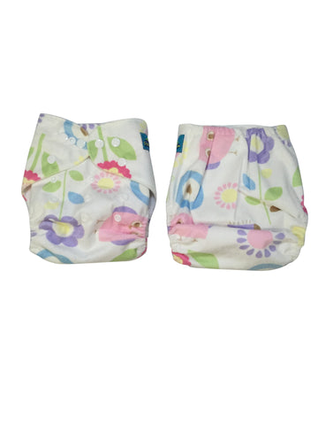 Stella and Chan - Cloth Diaper, Flower Baby