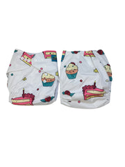 Stella and Chan - Cloth Diaper, Sweet Baby