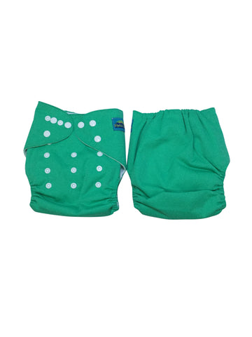 Stella and Chan - Cloth Diaper, Baby Clover