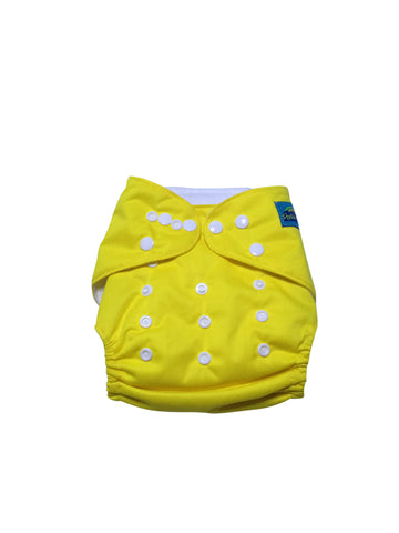 Stella and Chan - Cloth Diaper, Bright Star