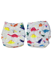 Stella and Chan - Cloth Diaper, Dyno Baby