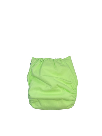 Stella and Chan - Cloth Diaper, Lemon and Lime
