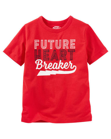 OshKosh Originals Future Heart Breaker Graphic Tee