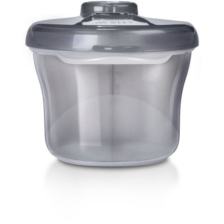 Philips Avent Grey Powder Formula Dispenser and Snack Cup, BPA-Free