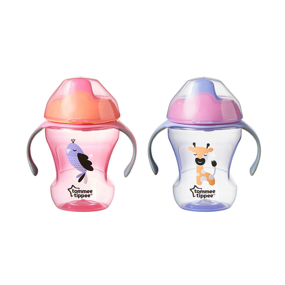 2 Packs Tommee Tippee First Cup Blue