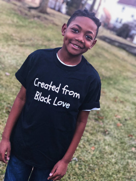 Created from Black Love (Baby)