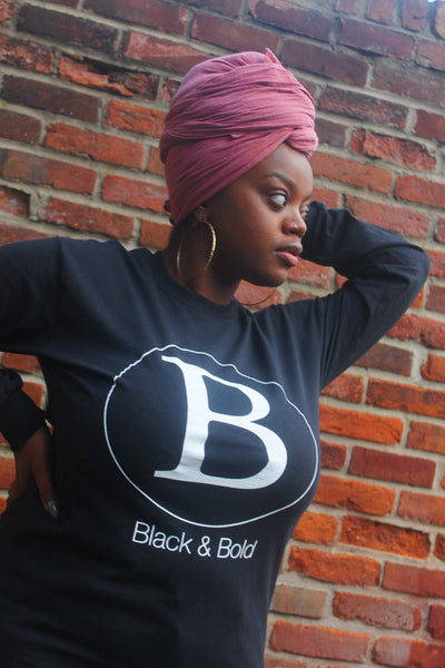 Black and Bold (Long Sleeve)