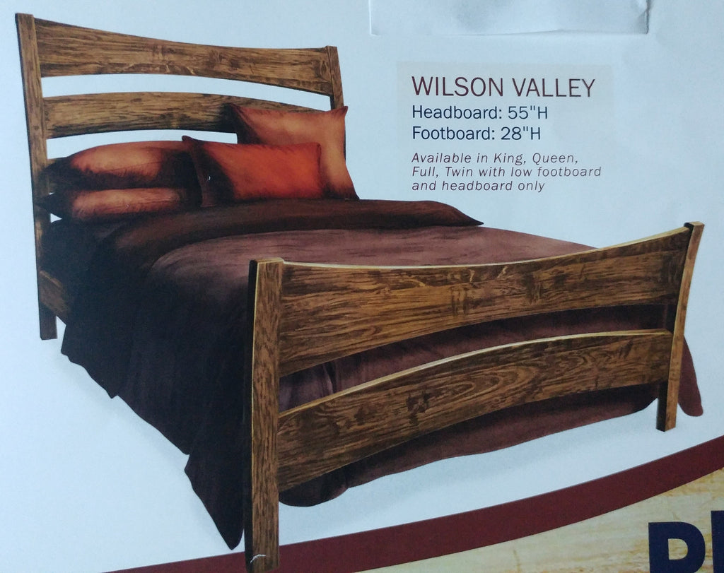 Amish Wilson Valley Bed