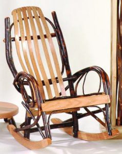 Child Oak Hickory Rocker