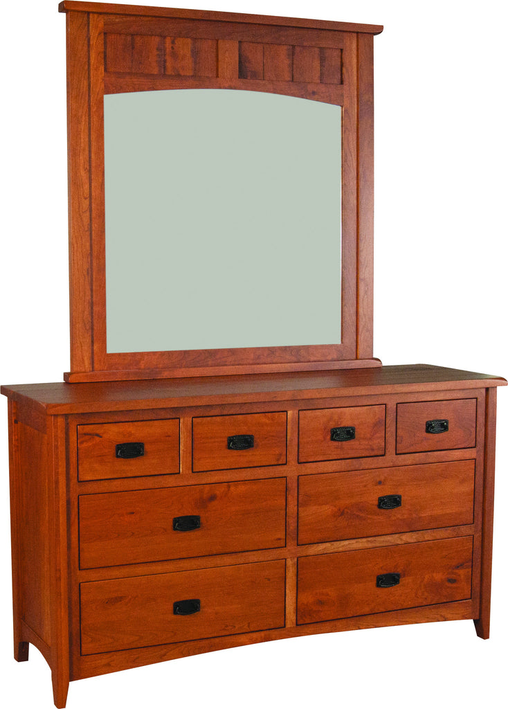 "Tillman Barn Floor Top 64""Dresser"