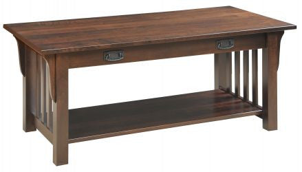 Mission 85 Coffee Table