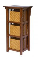 Mission Upright Shelf