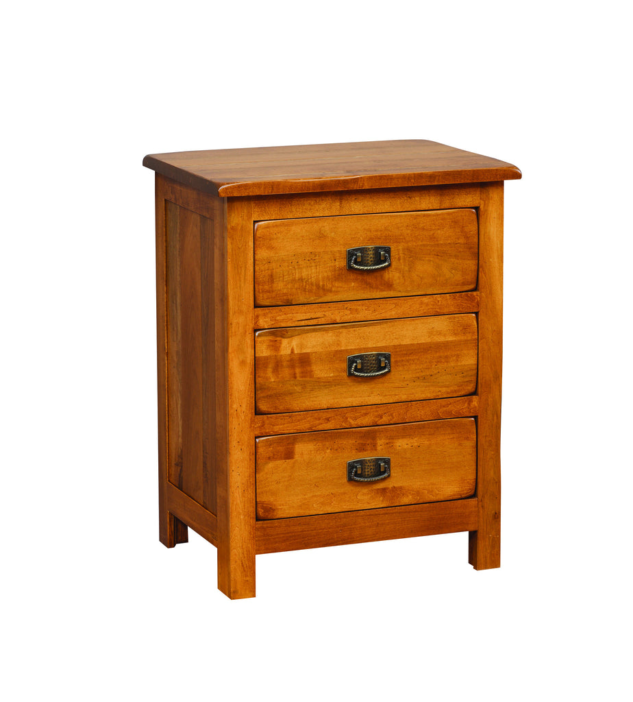 Bristol Mission Hand-Planed Night Stand