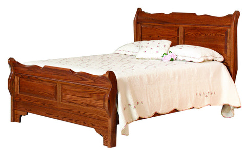 Amish Berkshire Bed