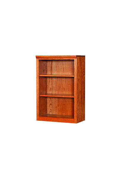 Amish Open Bookcase