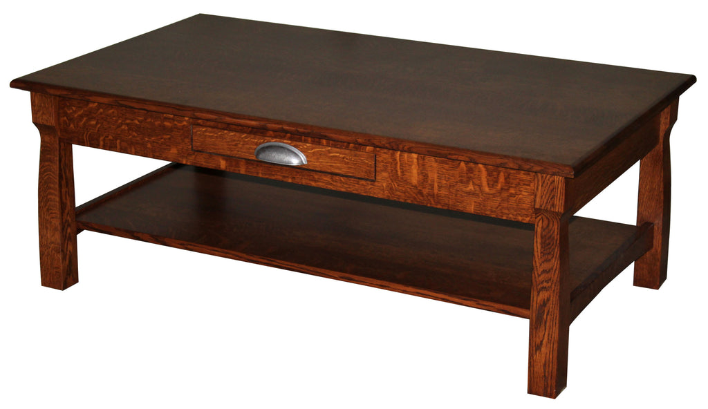 Country Hill Collection Coffee Table
