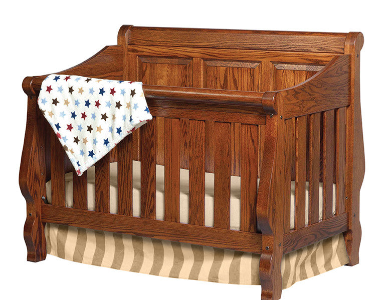 Heirloom Panel Crib