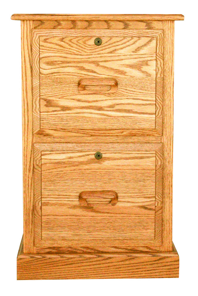 Amish Solid Wood File Cabinet