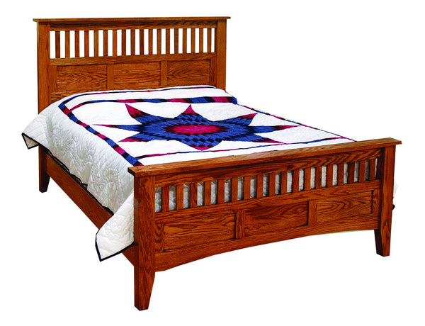 Amish Farm Mission Bed