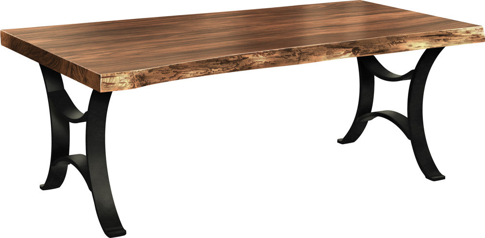 Master Live Edge Coffee Table