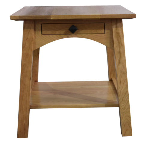 McCoy Open Collection End Table