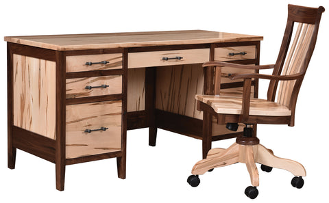 Pierre Collection Desk w/Chair
