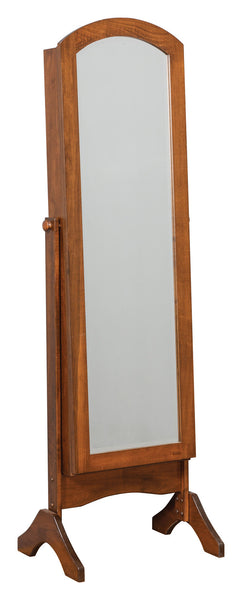 Cheval Mirror with Jewerly Storage