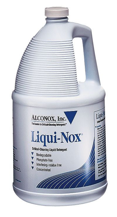 Liqui-Nox cleaner for general purpose cleaning, 1 quart bottle