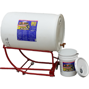 Liquitube 55 Gallon Drum