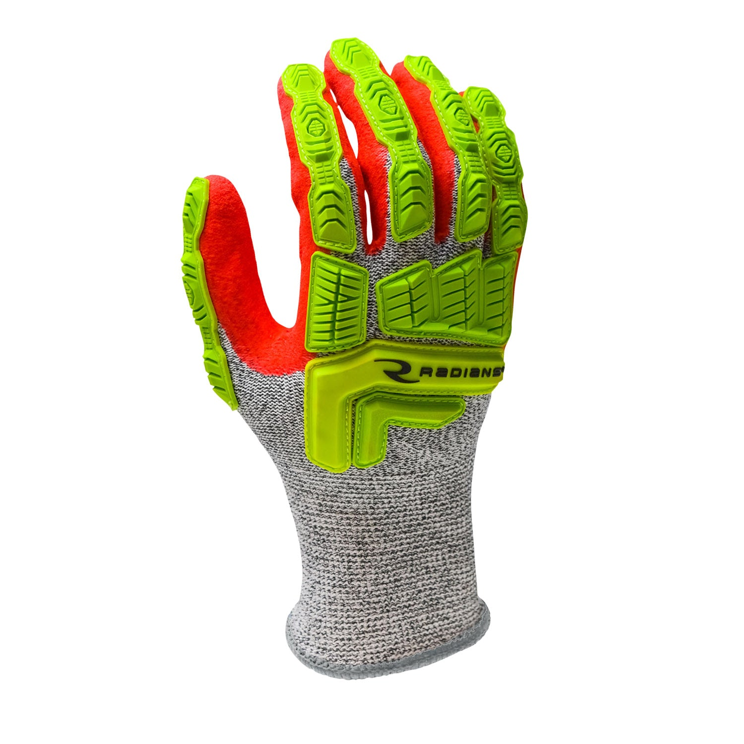 RADIANS RWG603 CUT PROTECTION LEVEL A5 SANDY FOAM NITRILE COATED GLOVE