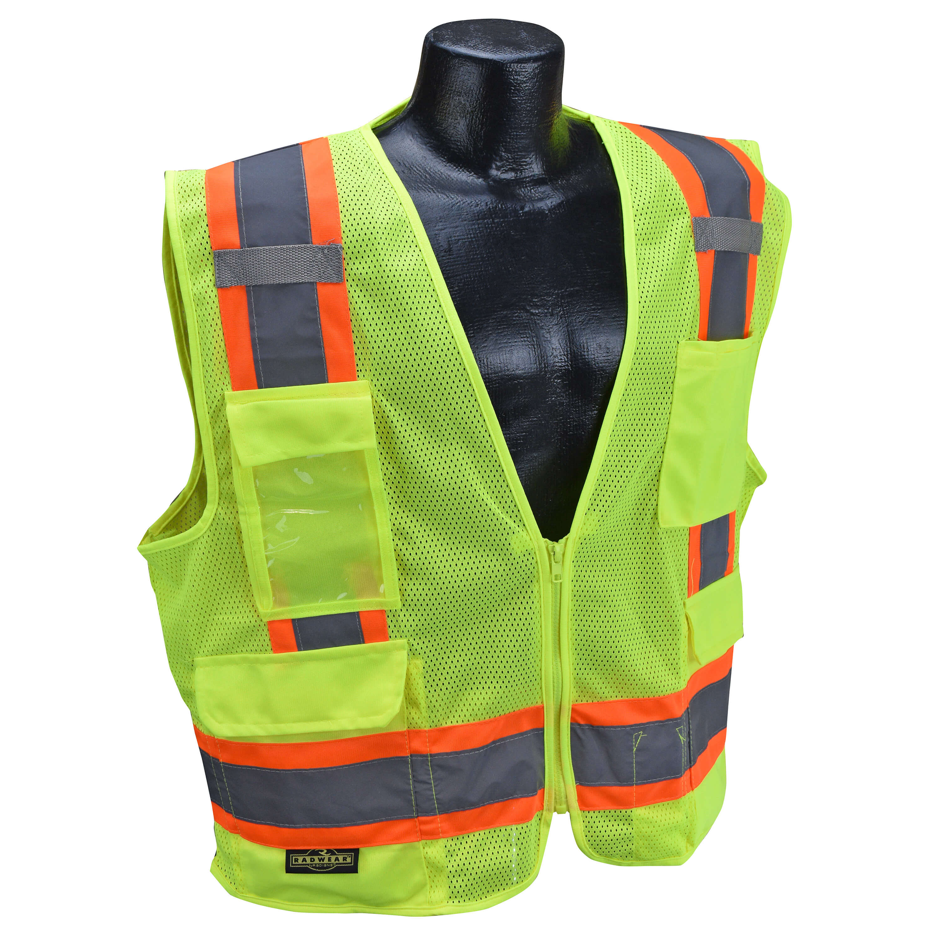 RADIANS SV6 TWO TONE SURVEYOR TYPE R CLASS 2 SAFETY VEST