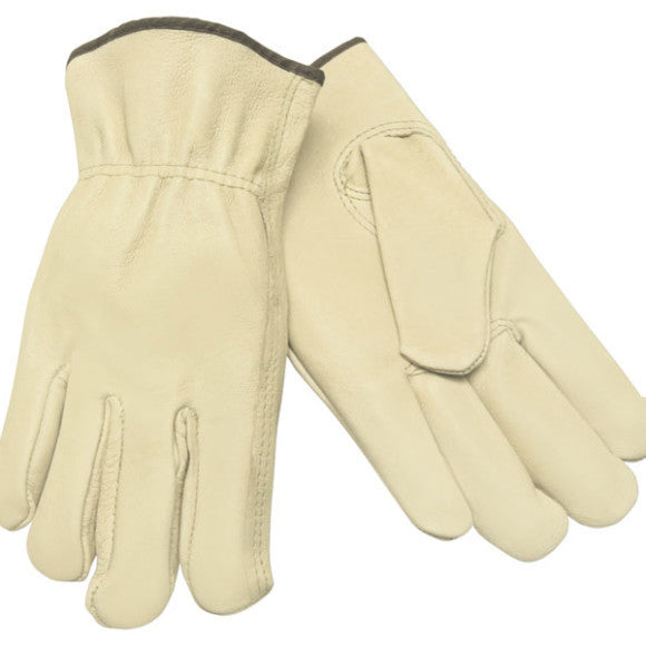 Drivers glove, Unlined Premium Grain Pigskin, Keystone Thumb