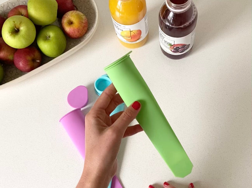 Not So Perfect Silicone Popsicle Moulds