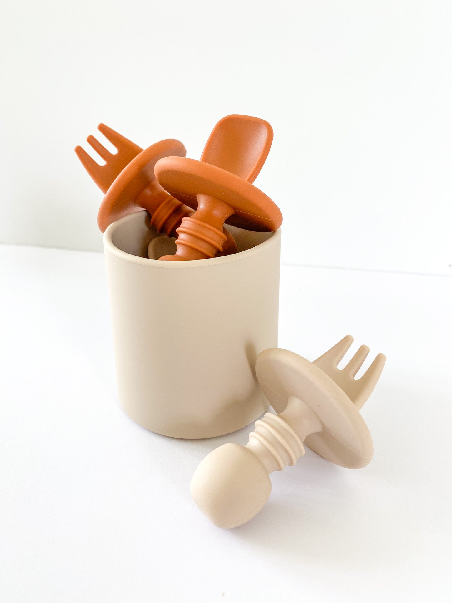 Mini Utensils + Cup Bundle