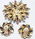 Amazing D & E Julianna Brooch Set - Sugar NY
