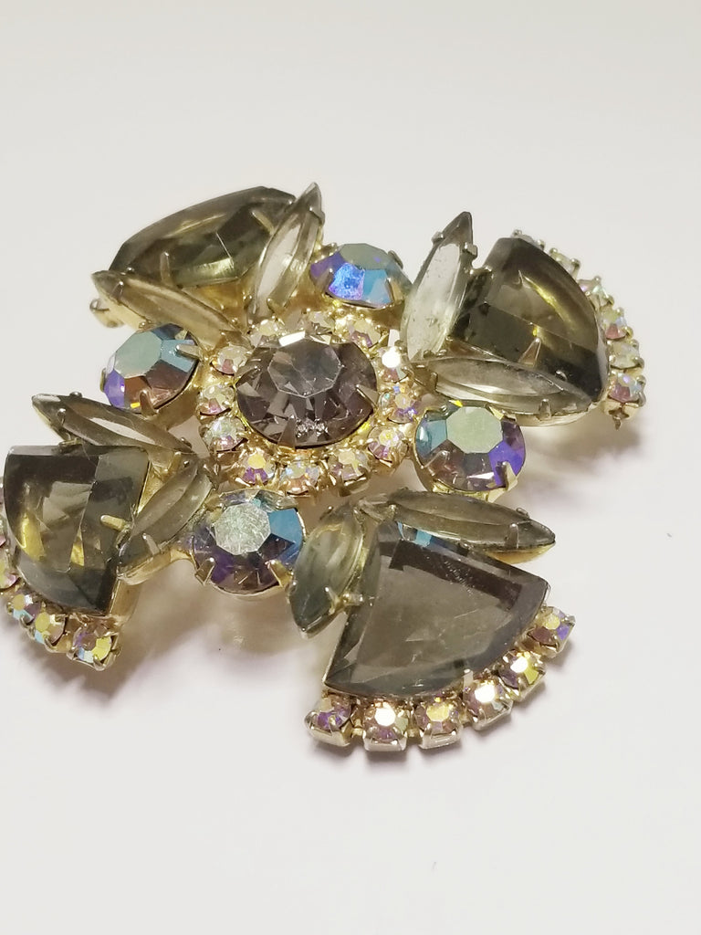 Verified Juliana brooch pendant