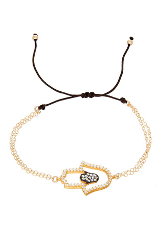 Sugar Rox Gold Necklace