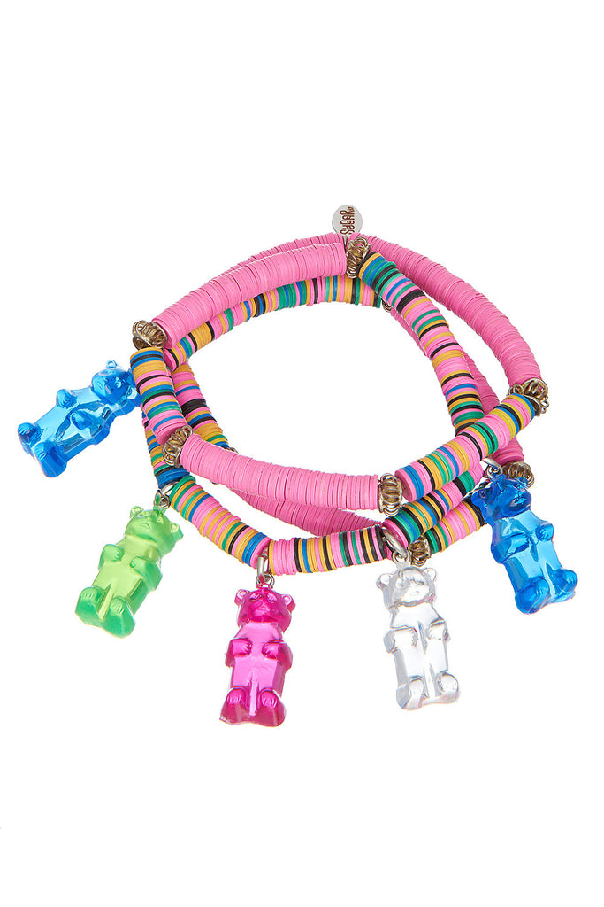 Gummi Bear Blue Bracelet - Sugar NY