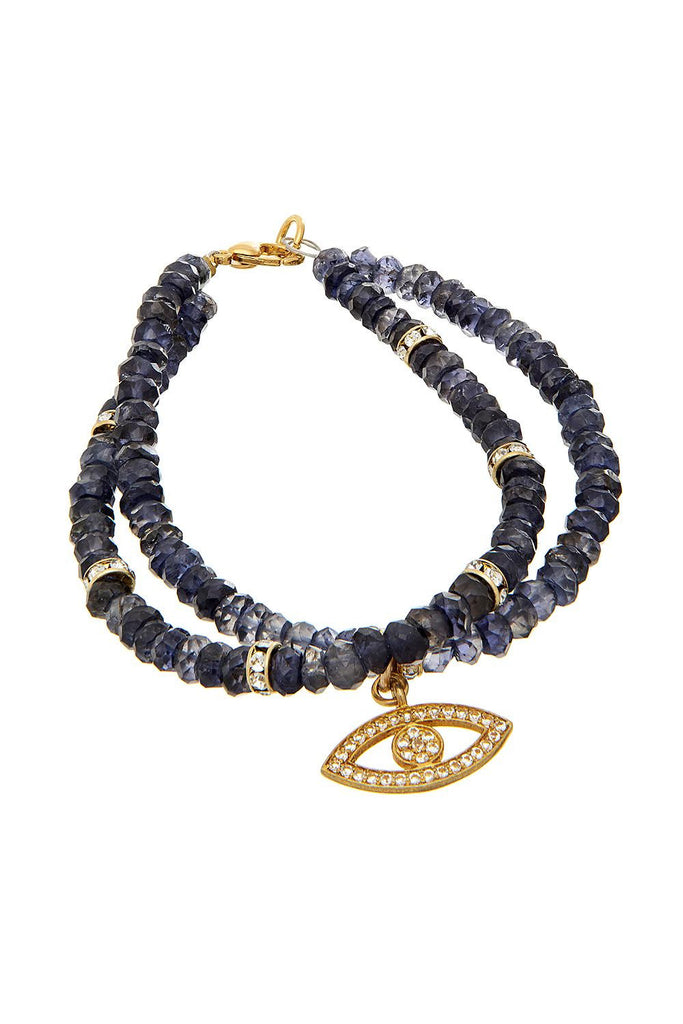 Sugar Rox Gold Bracelet - Sugar NY