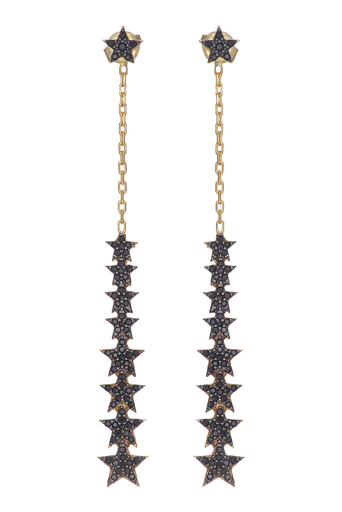 Sterling Star Earring - Sugar NY