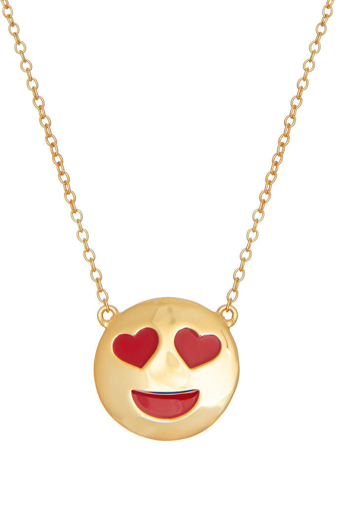 Sterling Love Necklace - Sugar NY