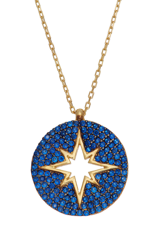 Sterling Star Necklace - Sugar NY