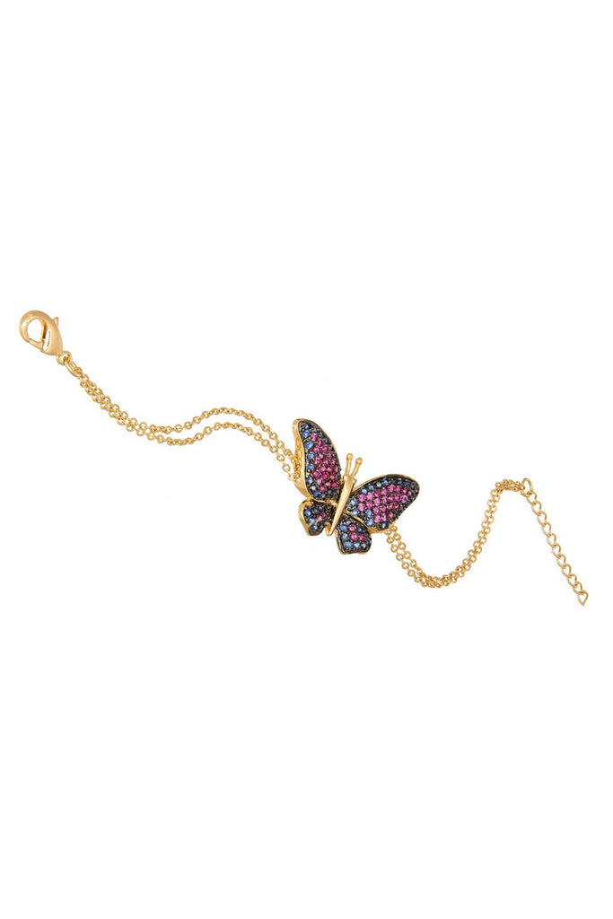 Sprinkled Butterfly Bracelet - Sugar NY