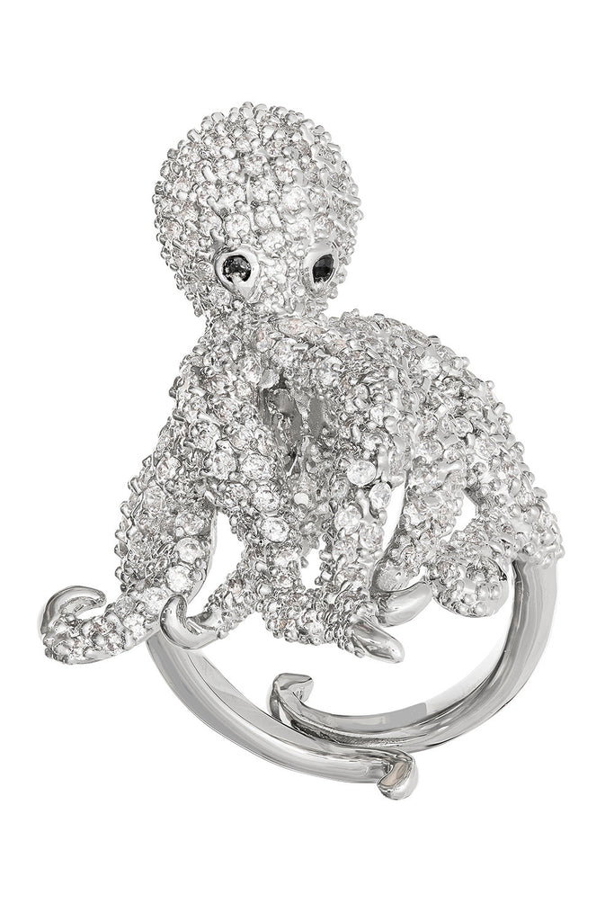 Sprinkled Octopus Ring - Sugar NY