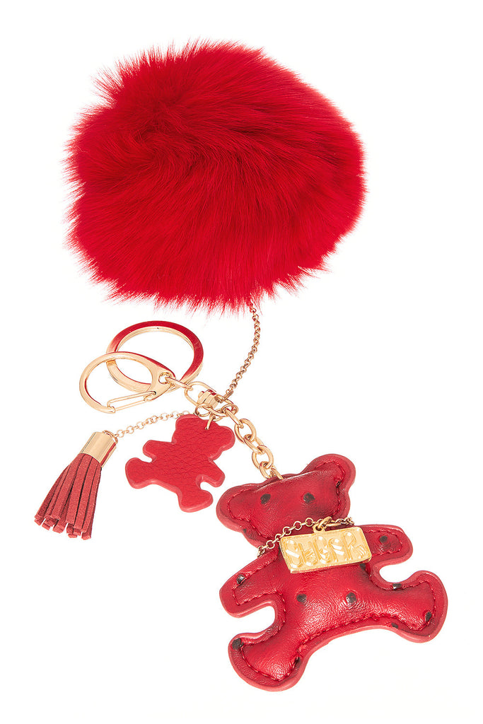 Red Cinnamon Key Chain - Sugar NY