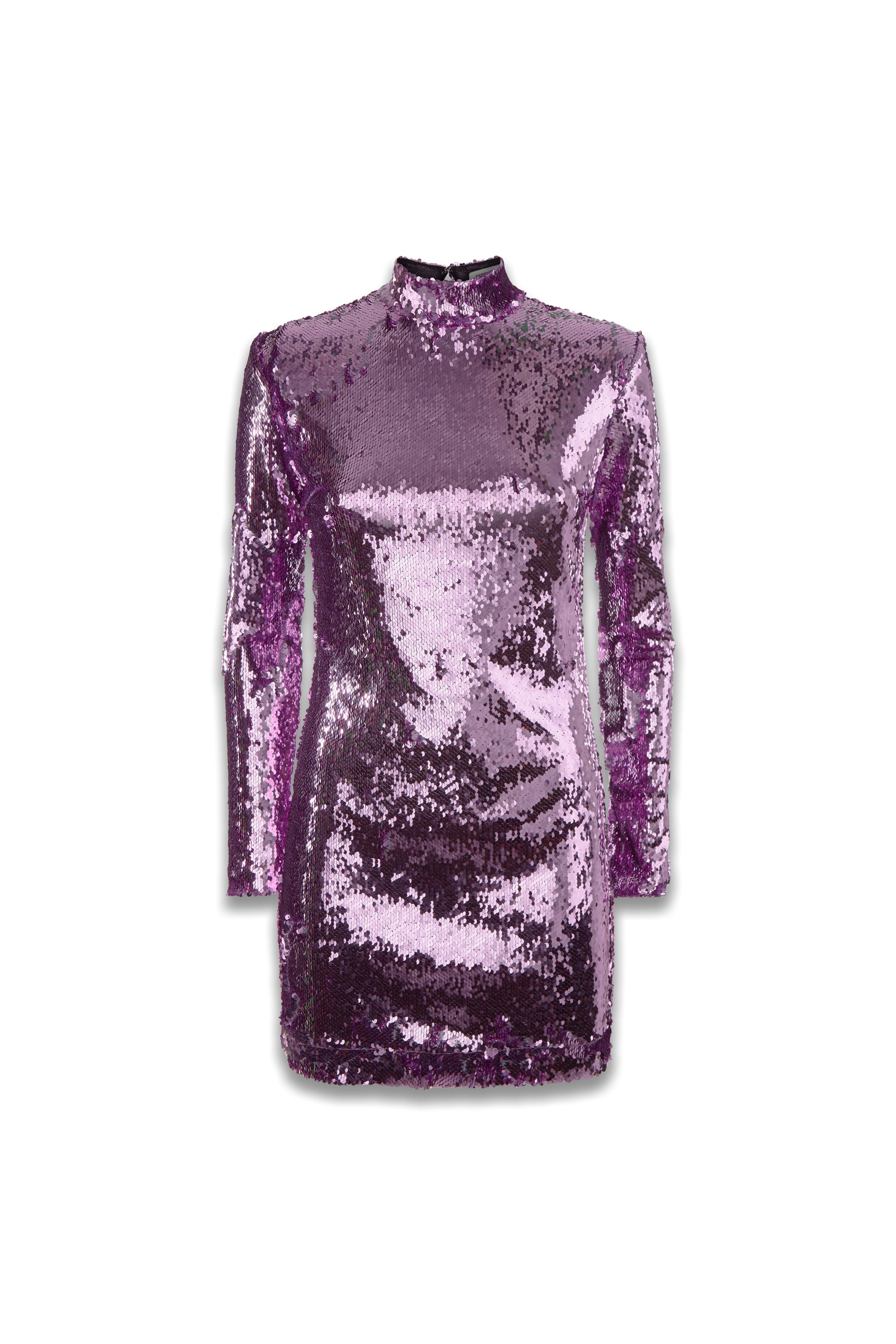 The Sequin Dress - Lilac - SERENA BUTE