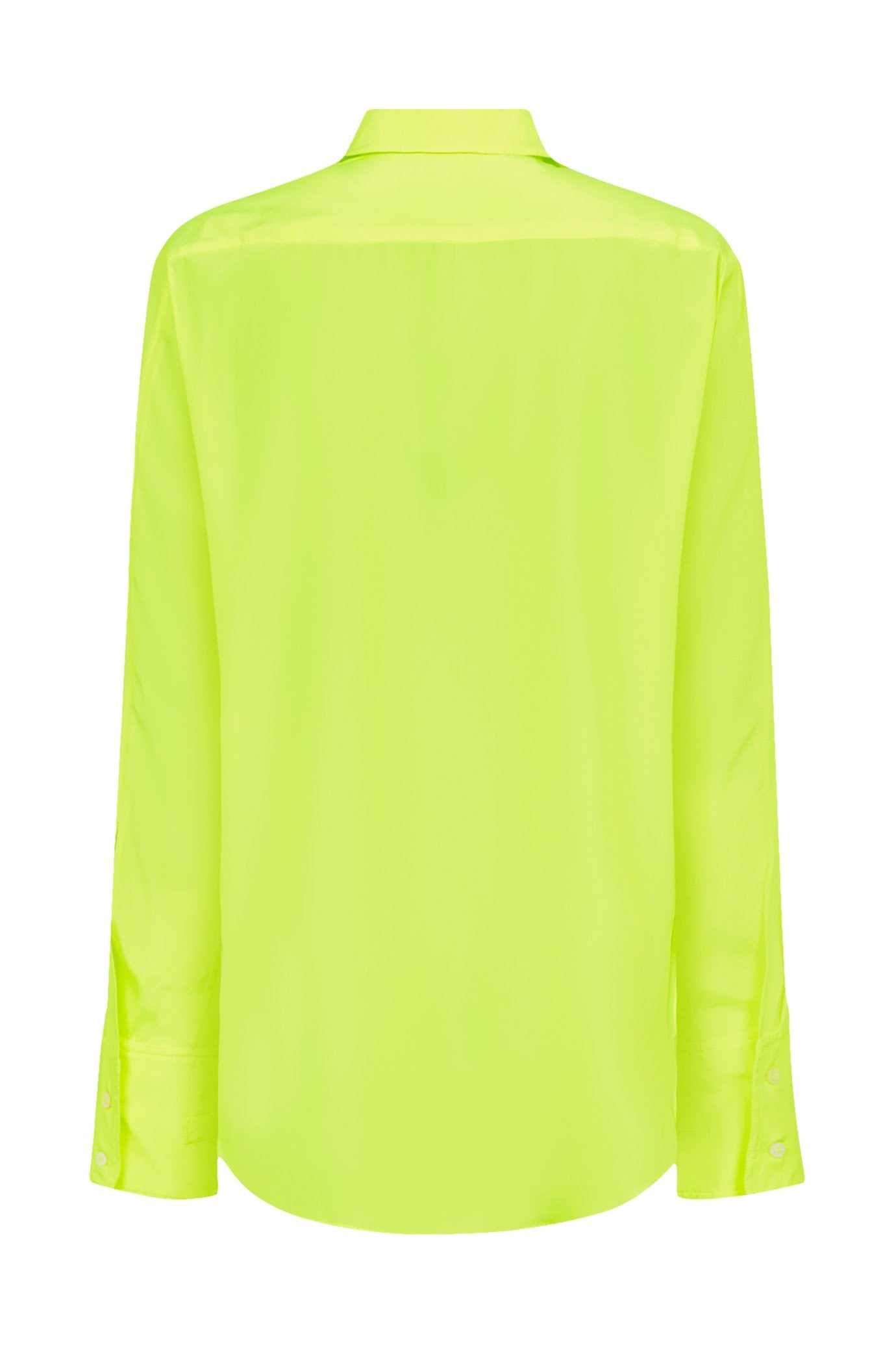 Oversized shirt neon yellow Serena Bute