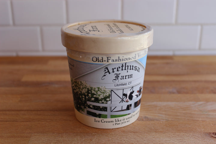 Arethusa Vanilla Ice Cream