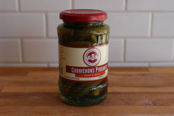 Cornichons, Sweet & Spicy
